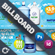 Water Service Billboard Templates - GraphicRiver Item for Sale