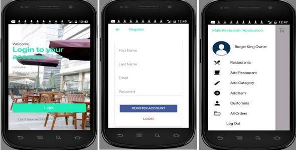 IONIC 3 FIREBASE - EACH RESTAURANTS MANAGER MOBILE APP AND WEBBACKEND - CodeCanyon Item for Sale