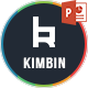 Kimbin - Multipurpose Powerpoint Template - GraphicRiver Item for Sale