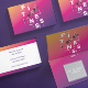 Fitness Training Gym Business Card