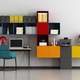Colorful home office - PhotoDune Item for Sale
