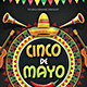 Cinco De Mayo Flyer - GraphicRiver Item for Sale