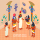 Isometric Egypt Illustration - GraphicRiver Item for Sale