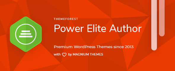 8a40d814f0e Premium WordPress Themes and Support trusted by 20 000 users.