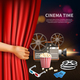 Cinema Realistic Background - GraphicRiver Item for Sale