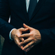 Businessman gesturing with hands - PhotoDune Item for Sale