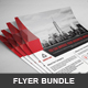 Corporate Flyer Bundle V01 - GraphicRiver Item for Sale