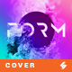 Form - Music Album Cover Artwork Template - GraphicRiver Item for Sale