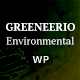 Greeneerio - WordPress Ecology & Environmental Theme