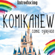 Komikanew font - GraphicRiver Item for Sale
