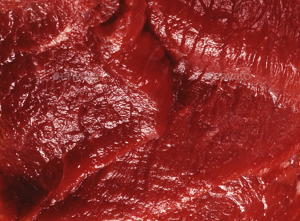 Beef texture - Stock Photo - Images