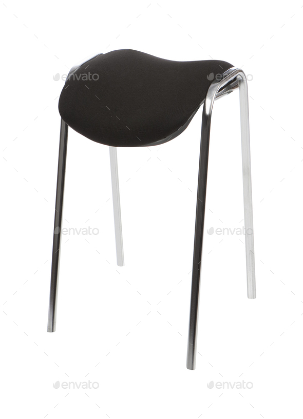 chair isolated on white - Stock Photo - Images