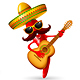 Cinco De Mayo Pepper - GraphicRiver Item for Sale