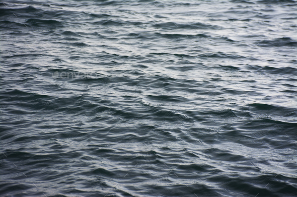 blue sea background - Stock Photo - Images