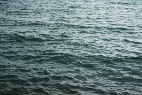 Blue Ocean - Stock Photo - Images