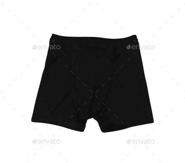 Men's underwear boxer - Stock Photo - Images