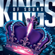 Kings of Sound Mixtape Cover - GraphicRiver Item for Sale