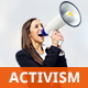 The Activism : Political Activism WordPress Theme - ThemeForest Item for Sale