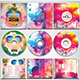 Colorful CD/DVD Album Covers Bundle Vol. 5