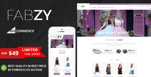 Image of Febzy - Multipurpose Stencil BigCommerce Theme