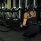Woman Training in the Gym - VideoHive Item for Sale