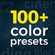 3-in-1 Pack: 100+ Cinematic & Wedding Color Presets