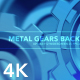Metal Gears Background 4K - VideoHive Item for Sale