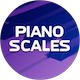 Major Piano Scales for Education & Practice