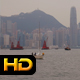Traffic Victoria Harbour Hong Kong - VideoHive Item for Sale