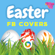 Easter Day Facebook Covers - 5 Designs - GraphicRiver Item for Sale