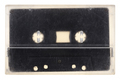 Vintage audio tape isolated on white - PhotoDune Item for Sale