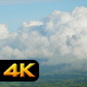 Clouds Pass Through the Green Valley - VideoHive Item for Sale