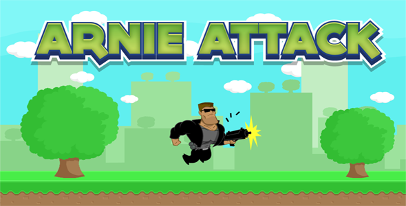 Arnie Attack - CodeCanyon Item for Sale