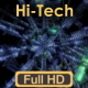 Hi-Tech Background - VideoHive Item for Sale