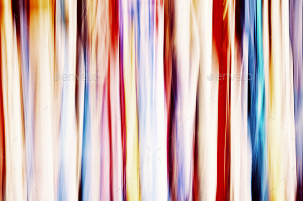 Motion blurred colorful abstract background or wallpaper - Stock Photo - Images