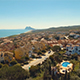 Aerial View of Luxury Holiday Villas in Spain - VideoHive Item for Sale