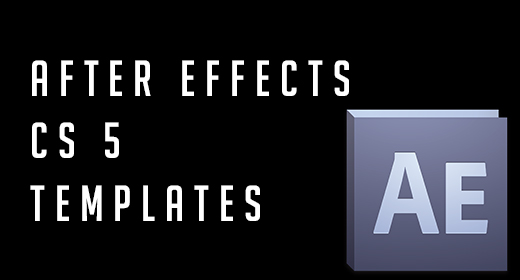 AE CS 5 TEMPLATES