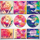 Colorful CD/DVD Album Covers Bundle Vol. 6