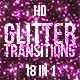 Glitter Transitions - VideoHive Item for Sale