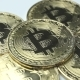 Coins Bitcoin Slowly Rotate - VideoHive Item for Sale