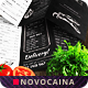 Sketch Trifold Food Menu A4 and US Letter - GraphicRiver Item for Sale