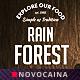 Rain Forest Menu Bundle - GraphicRiver Item for Sale