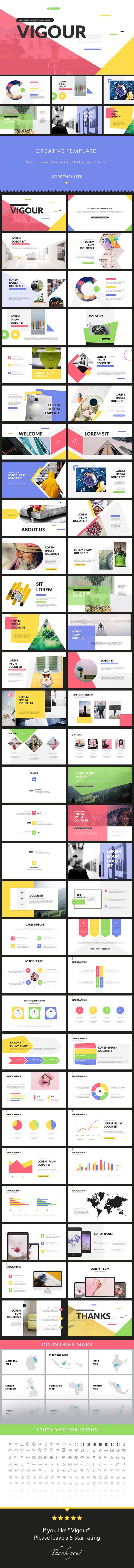 Vigour - PowerPoint Presentation Template - Creative PowerPoint Templates