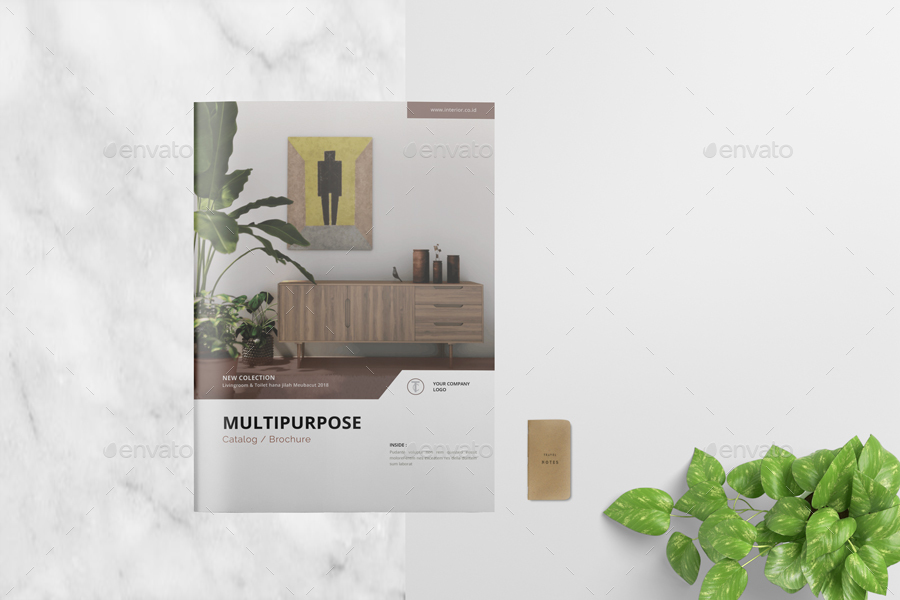 Multipurpose Catalogs / Brochure