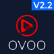 OVOO-Movie & Video Streaming CMS with Unlimited TV-Series