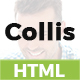 Collis - Personal Portfolio Template - ThemeForest Item for Sale