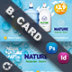 Water Service Business Card Templates - GraphicRiver Item for Sale