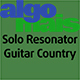 Solo Resonator Guitar Country