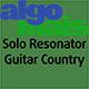 Solo Resonator Guitar Country - AudioJungle Item for Sale