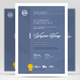 Minimal Academic Certificate - GraphicRiver Item for Sale